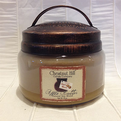 Jar 10oz apple butter chestnut hill