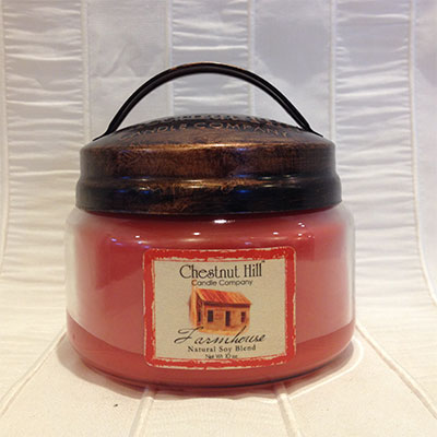 Jar 10oz farmhouse chestnut hill