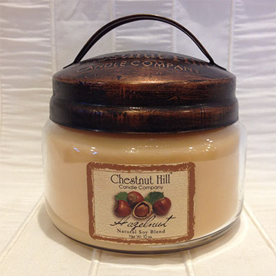 Jar 10oz hazelnut chestnut hill