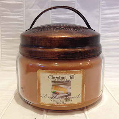 Jar 10oz pumpkin cheesecake chestnut hill