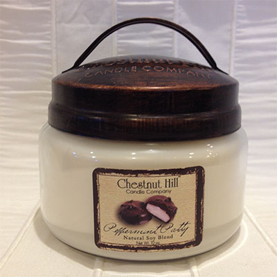 Jar 10oz peppermint patty chestnut hill