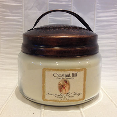 Jar 10oz remember the magic chestnut hill